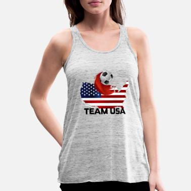 Team Usa Team USA - Women  39 s Tank Top ... cd2fde05ee