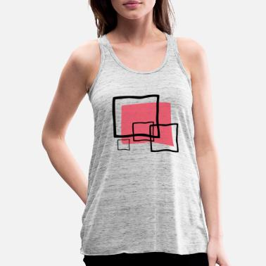 graphic surfaces - Women's Flowy Tank Top