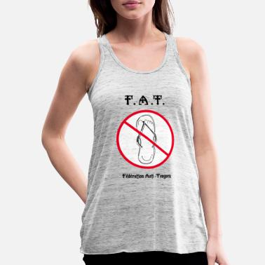 Fat FAT - Women's Flowy Tank Top