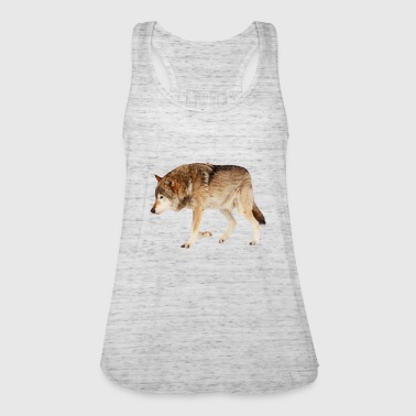 Wolf - Women's Tank Top by Bella