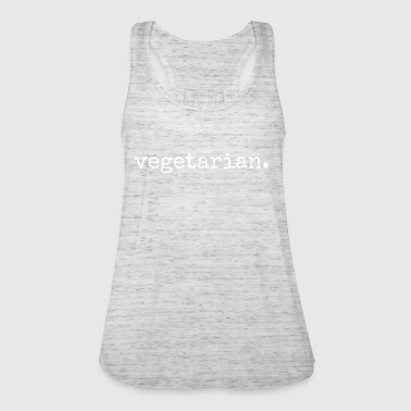 Gifts for vegetarians. Save the animals. - Women's Tank Top by Bella