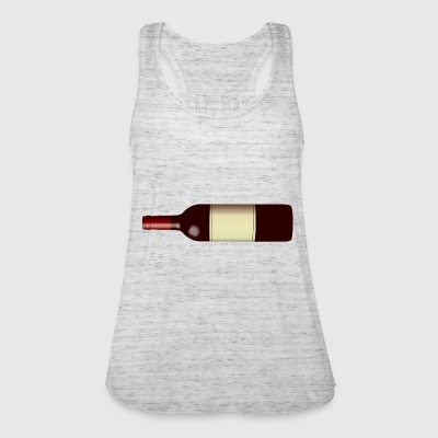 wine bottle - Women's Tank Top by Bella