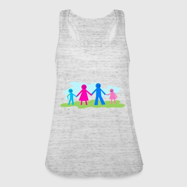 family - Women's Tank Top by Bella