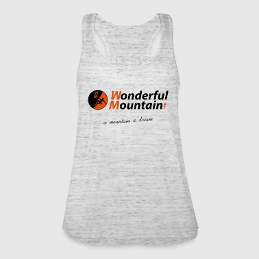 WM SLOGAN - Tank top damski Bella