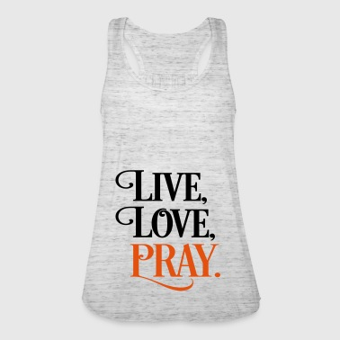 2541614 15903118 pray - Women's Tank Top by Bella