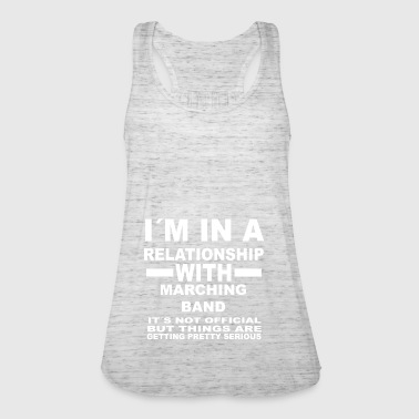 relationship with MARCHING BAND - Women's Tank Top by Bella