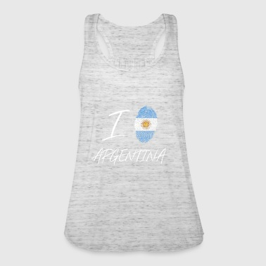 I love Argentina - Women's Tank Top by Bella
