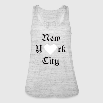 New York City, York, New York, City, Valentine's Day, ILove - Women's Tank Top by Bella