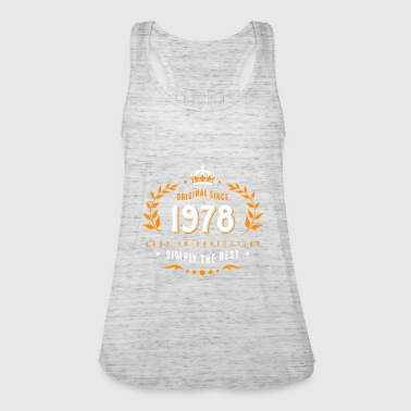 original since 1978 simply the best 40th birthday - Women's Tank Top by Bella