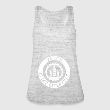 Vegan is my lifestyle gift - Women's Tank Top by Bella