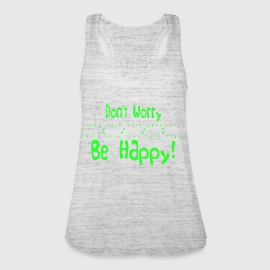 Happiness - Women's Tank Top by Bella