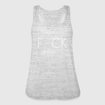 FCK - all i need is you - Women's Tank Top by Bella