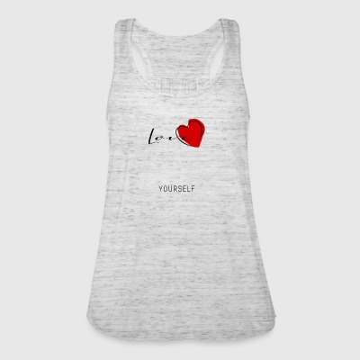 love yourself - Women's Tank Top by Bella