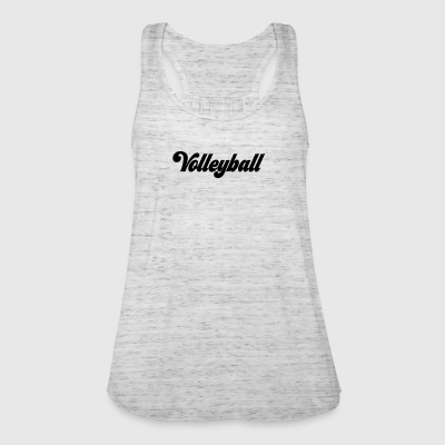 Volleyball - Frauen Tank Top von Bella