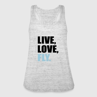 fly - Women's Tank Top by Bella