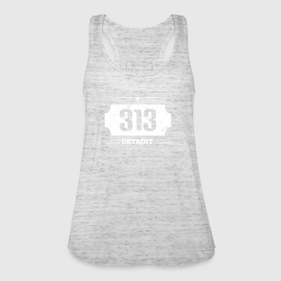 Detroit 313 - Women's Tank Top by Bella