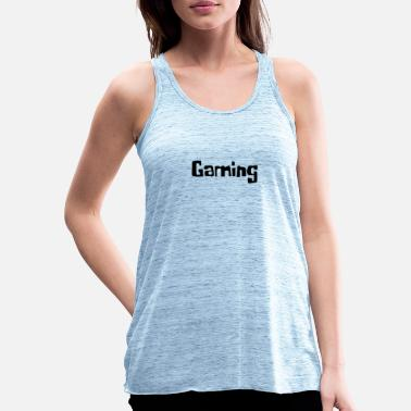 Playing Play - Women's Flowy Tank Top