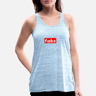 Fake fake - Women's Tank Top by Bella