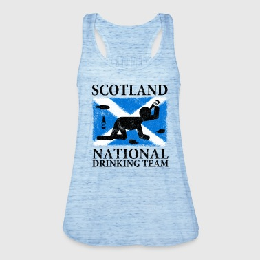 SCOTLAND NATIONAL DRINKING TEAM - Women's Tank Top by Bella