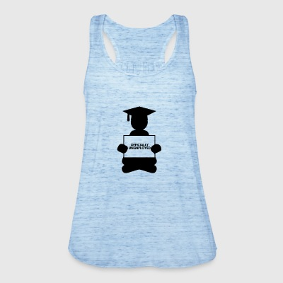 High School / Graduation: Officially Unemployed - Women's Tank Top by Bella