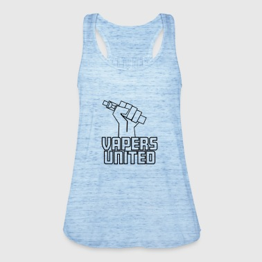 Vapers United - Vapefist - Tank top damski Bella