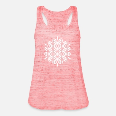Om Flower of life, Sacred geometry, Yoga, meditation - Women's Tank Top by Bella