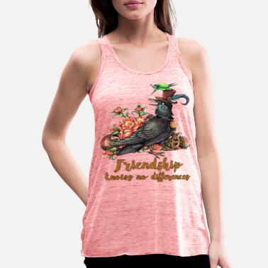 Friendship - Frauen Flowy Tanktop