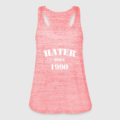 Hater Since 1990 - Women's Tank Top by Bella