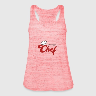 Chef / Chef Cook: Master Chef - Women's Tank Top by Bella