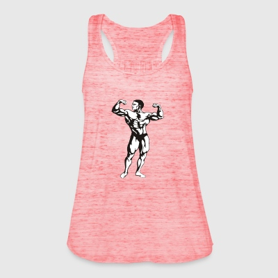Oldschool Bodybuilding GOLIATH USURA - Top da donna della marca Bella