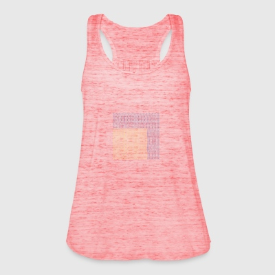 square point - Women's Tank Top by Bella