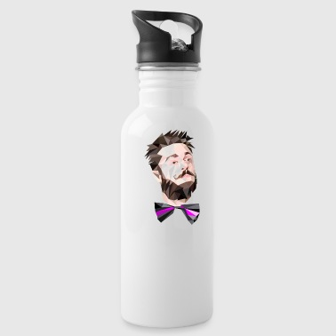 hipster - Water Bottle