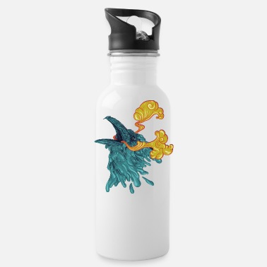 Mythical Raven water - Water Bottle