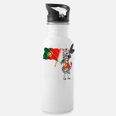 Portuguese Portuguese zebra - Water Bottle