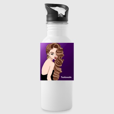 fashionable - Water Bottle