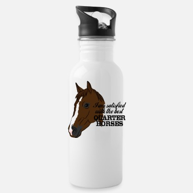 Quarter QUARTER HORSES - Water Bottle