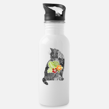 Polynesian Polynesian cat - Water Bottle