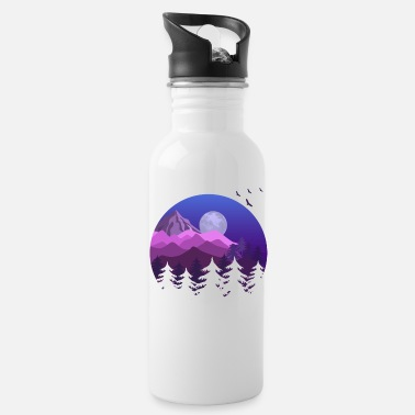 Wilderness wilderness - Water Bottle