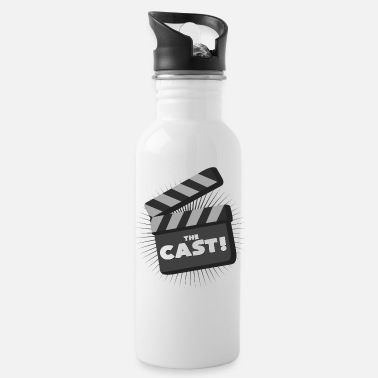Clapperboard clapperboard - Water Bottle