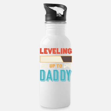 Daddy Level Up Daddy Vader Daddy - Drinkfles