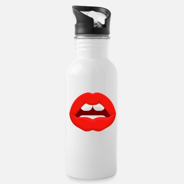 Mouth mouth - Water Bottle