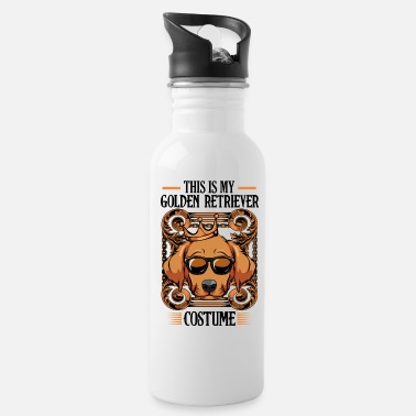 Golden Retriever Golden retriever - Water Bottle