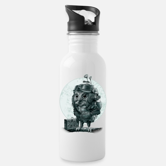 Tday2015 Mugs & Drinkware - THE GOLFER - Water Bottle white
