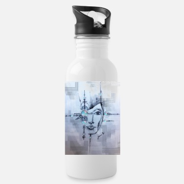 Space - Trinkflasche