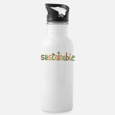 Sustainable sustainable - Water Bottle