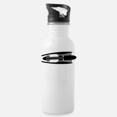 Turbine turbine _engine_mt1 - Water Bottle