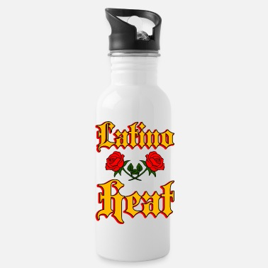 Latino Latino Heat - Water Bottle
