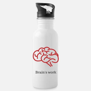 Worker Brain's work - Gourde