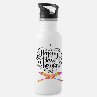 New Years Eve New Year's Eve New Year's Eve New Year's Eve Party - Water Bottle
