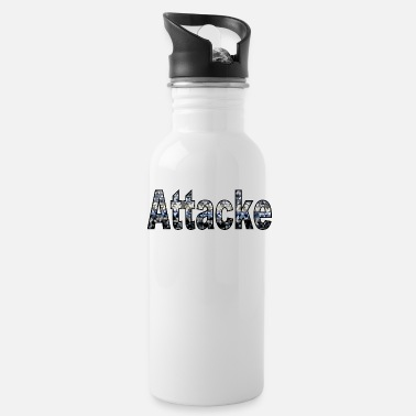 Attack Attack 4 - Water Bottle